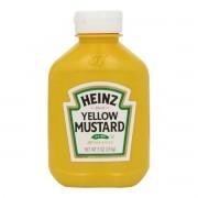 Mostarda Yellow Mustard 255g - Heinz