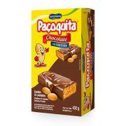 Paçoquita Coberta Com Chocolate 432g - SantaHelena