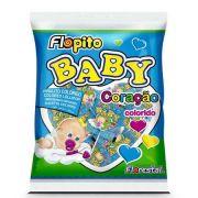 Pirulito Baby Coração 200g - Florestal