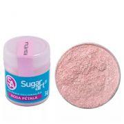 Pó Para Decoração Rosa Pétala 3g - Sugar Art