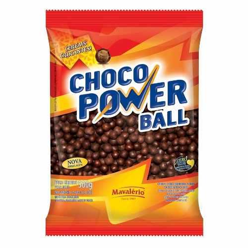 Choco Power Ball Ao Leite 500g