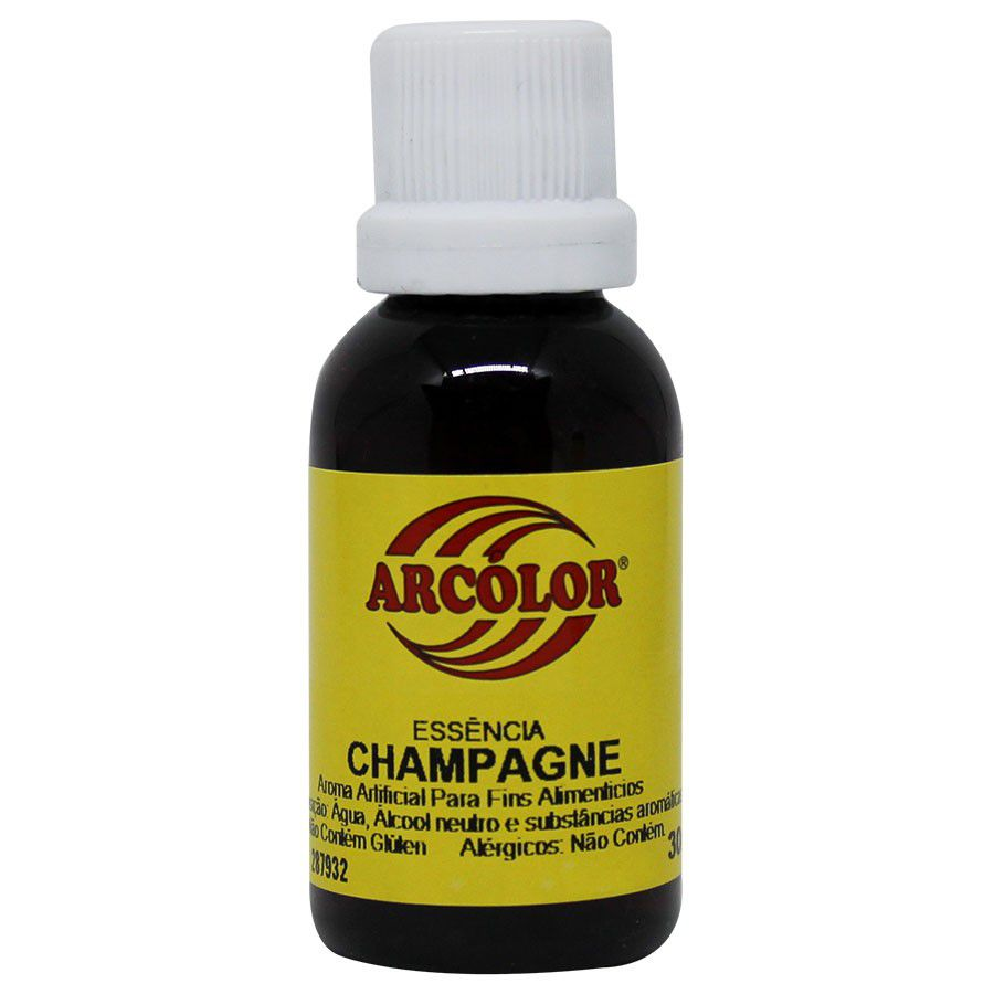 Essência Arcolor Champagne 30ml