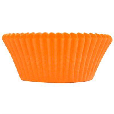 Forminha para MiniCupcake ULTRA FEST (54uni) - Laranja