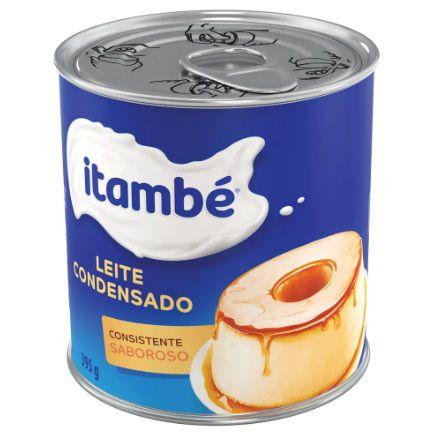 Leite Condensado Lata 395g - Itambé