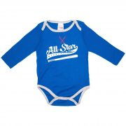 Body Masculino ALL Star Hlerinha 011 Azul