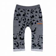 Calça  Infantil Masculino - Ref 8112 - Mescla Escuro - Ralakids