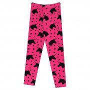 Calça Legging em Cotton - Ref TRA043 - Rosa - Andritex