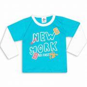 Camiseta Infantil Andritex 022 Verde