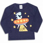 Camiseta Infantil Andritex 026 Marinho