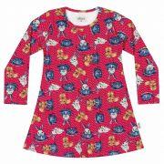 Vestido Infantil Elian - Ref 231192 - Vermelho