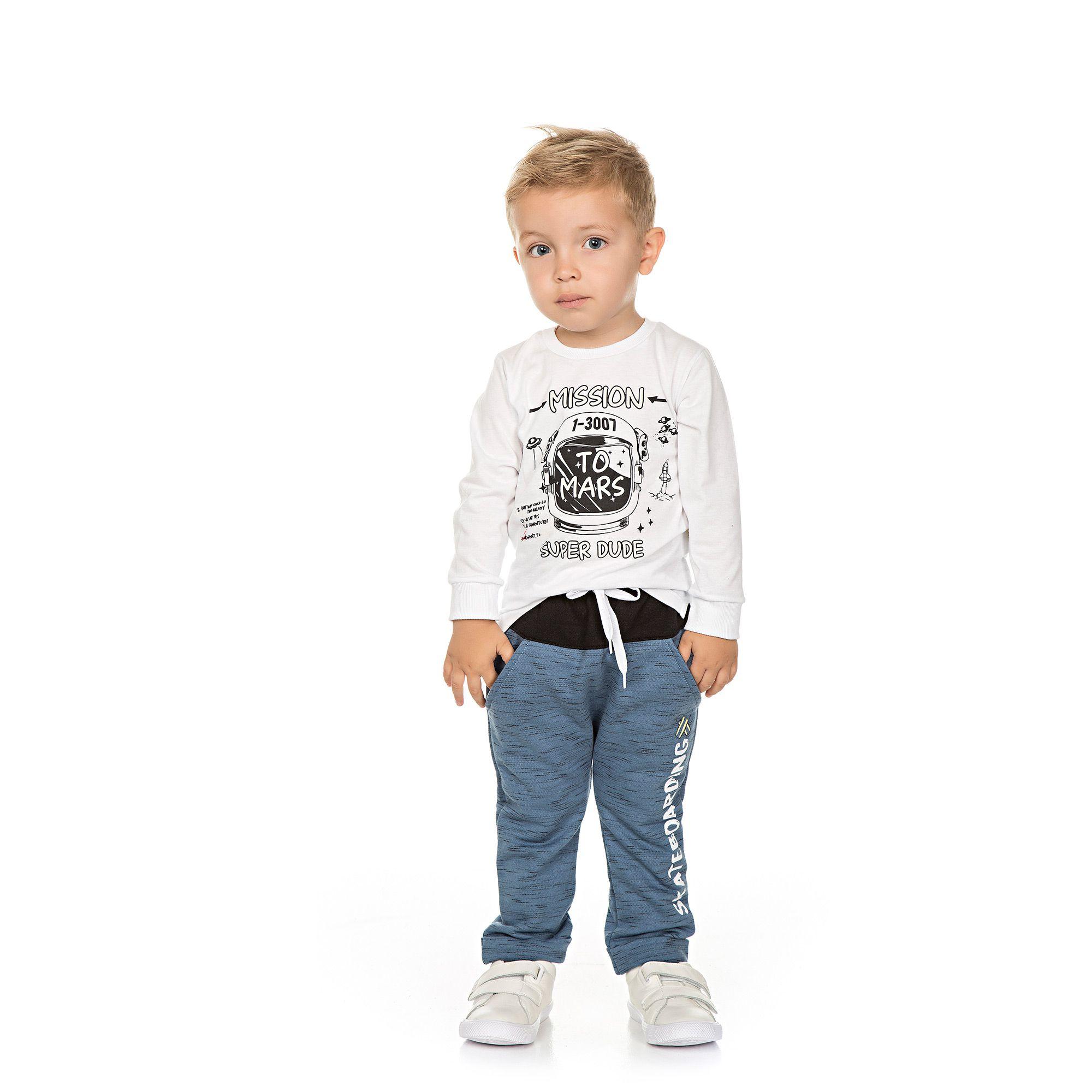 Calça Infantil Masculina - Ref 4983 - Diadema