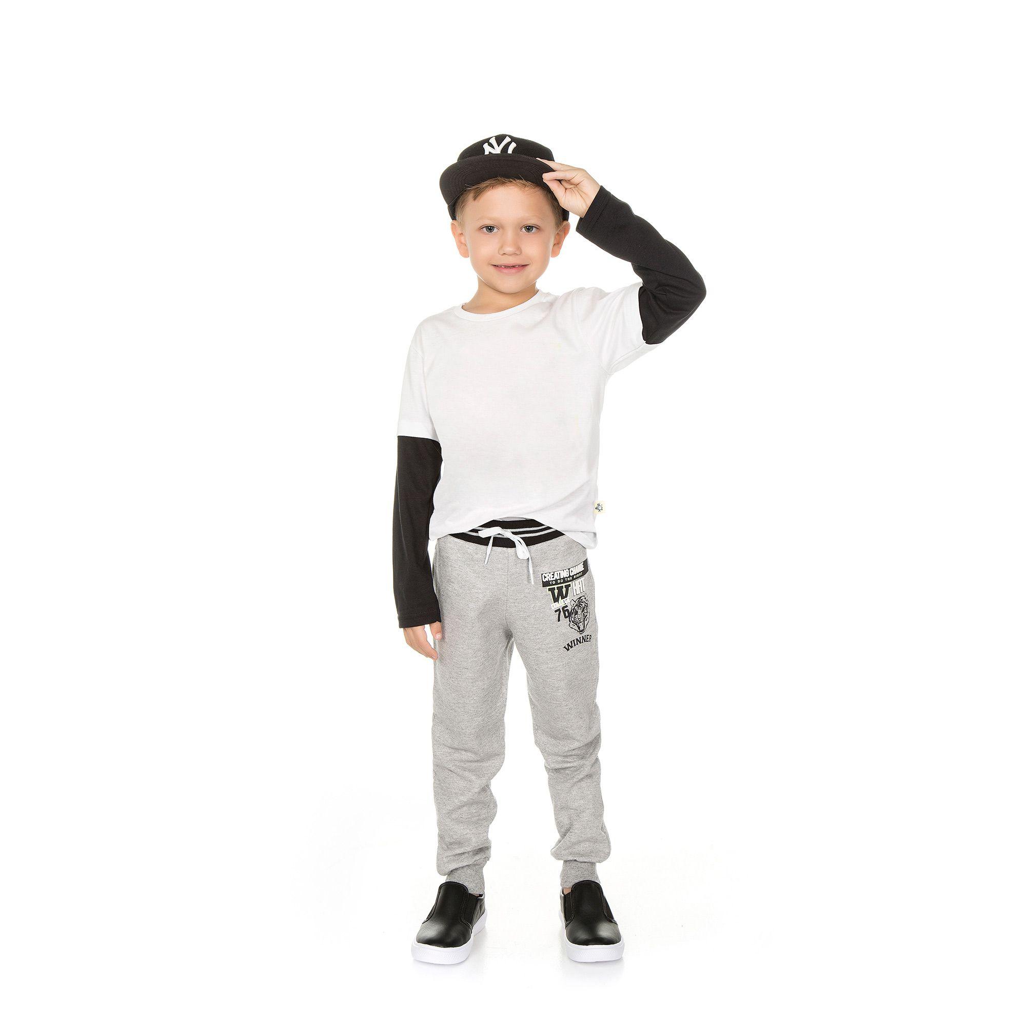 Calça Infantil Masculino  - Ref 5029 - Mescla