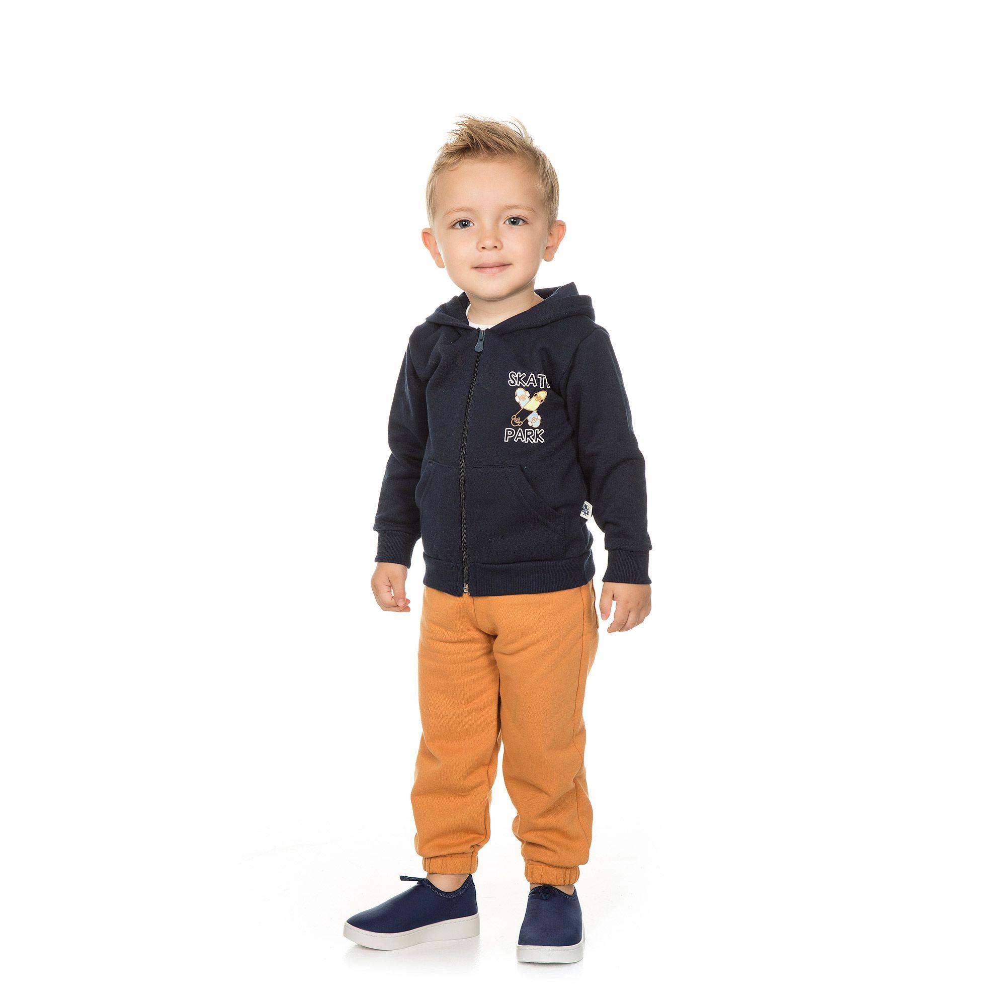 Conjunto Infantil   2 peças - Ref 4971 - Marinho