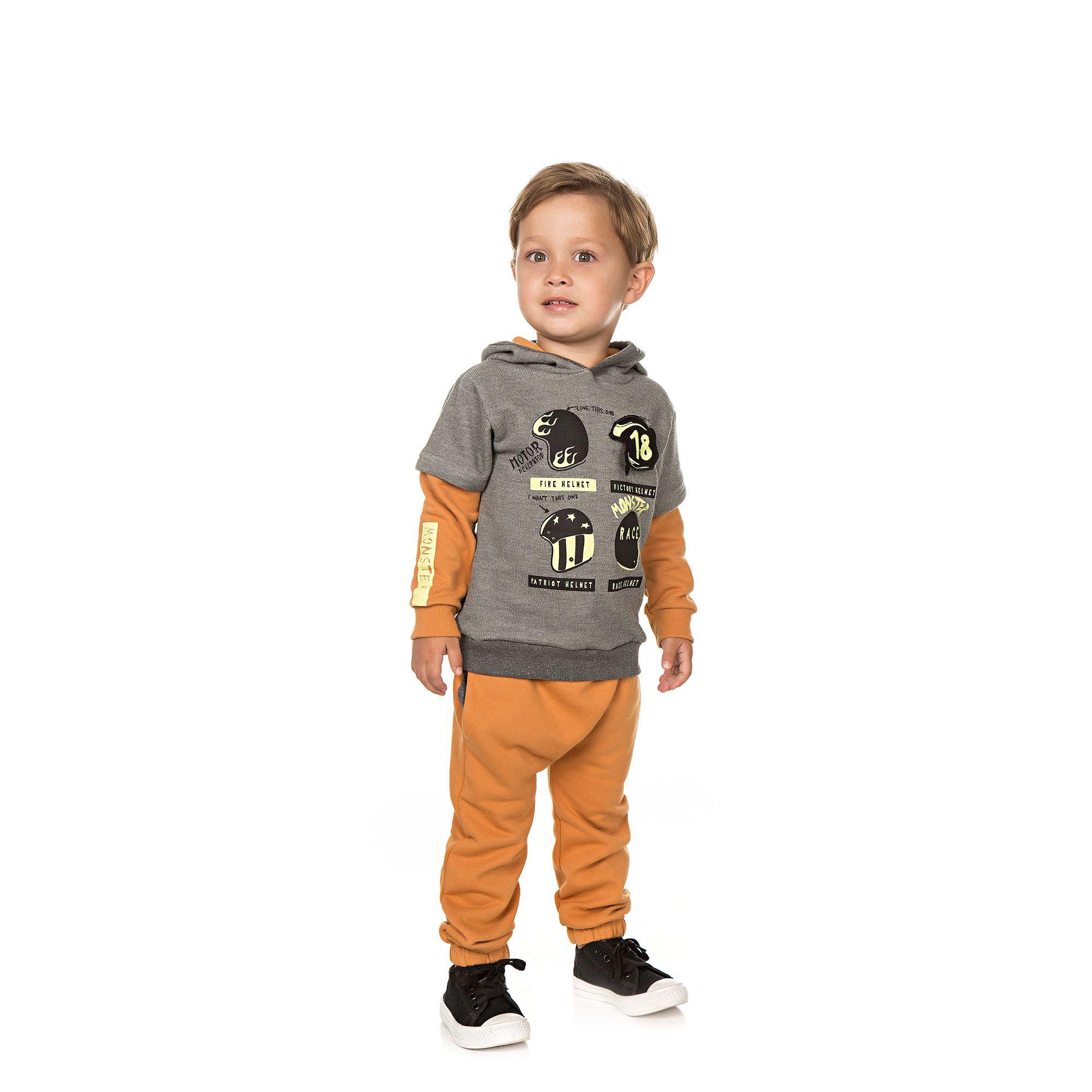 Conjunto Infantil   2 peças - Ref 4972 - Mescla