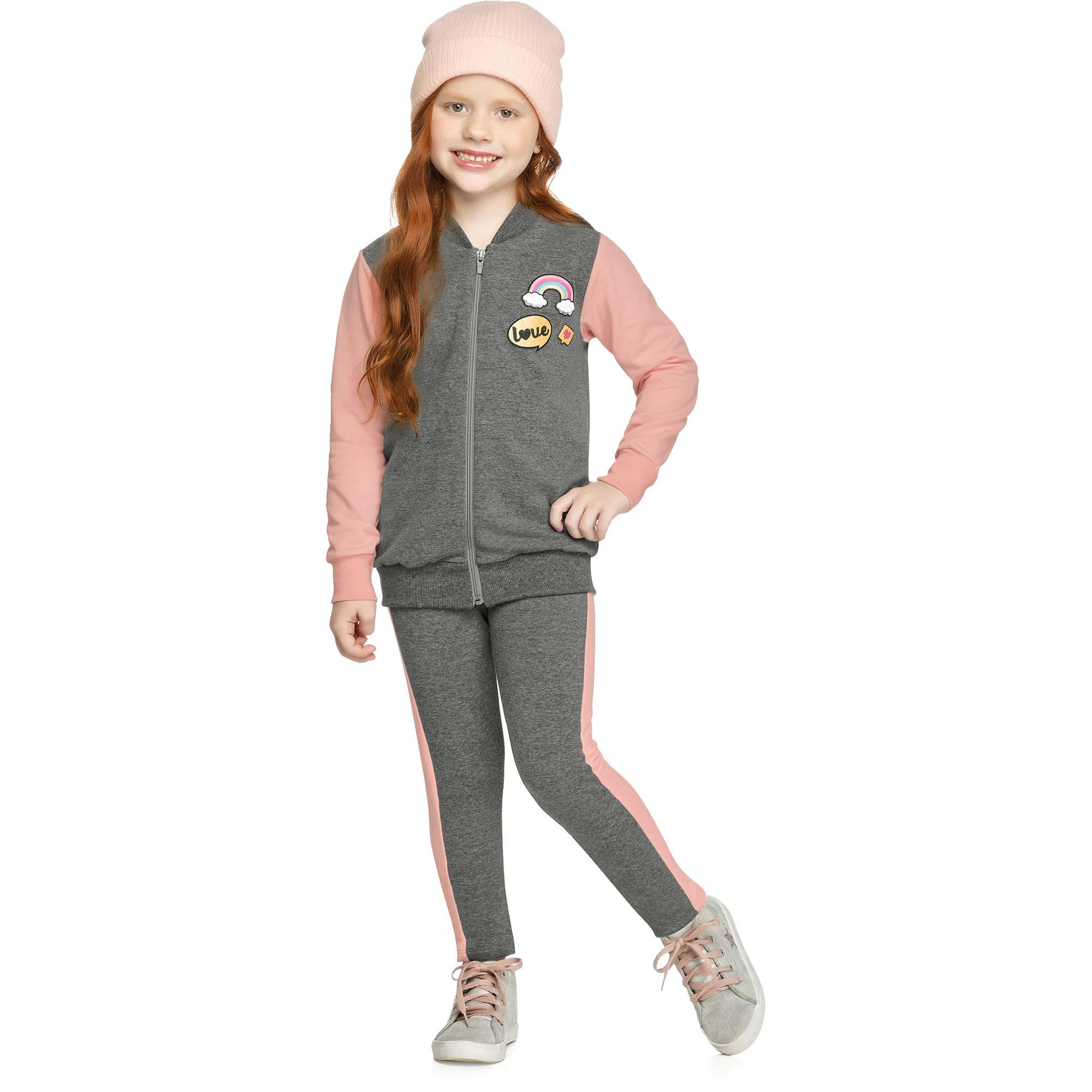 Conjunto Infantil Elian com Jaqueta e Legging - Ref 251189