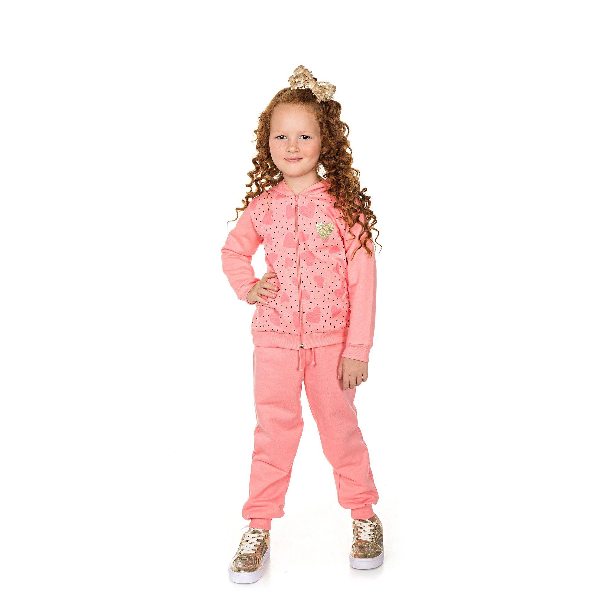 Conjunto Infantil Jaqueta e Calça  - Ref 4993 - Tutti Frutti