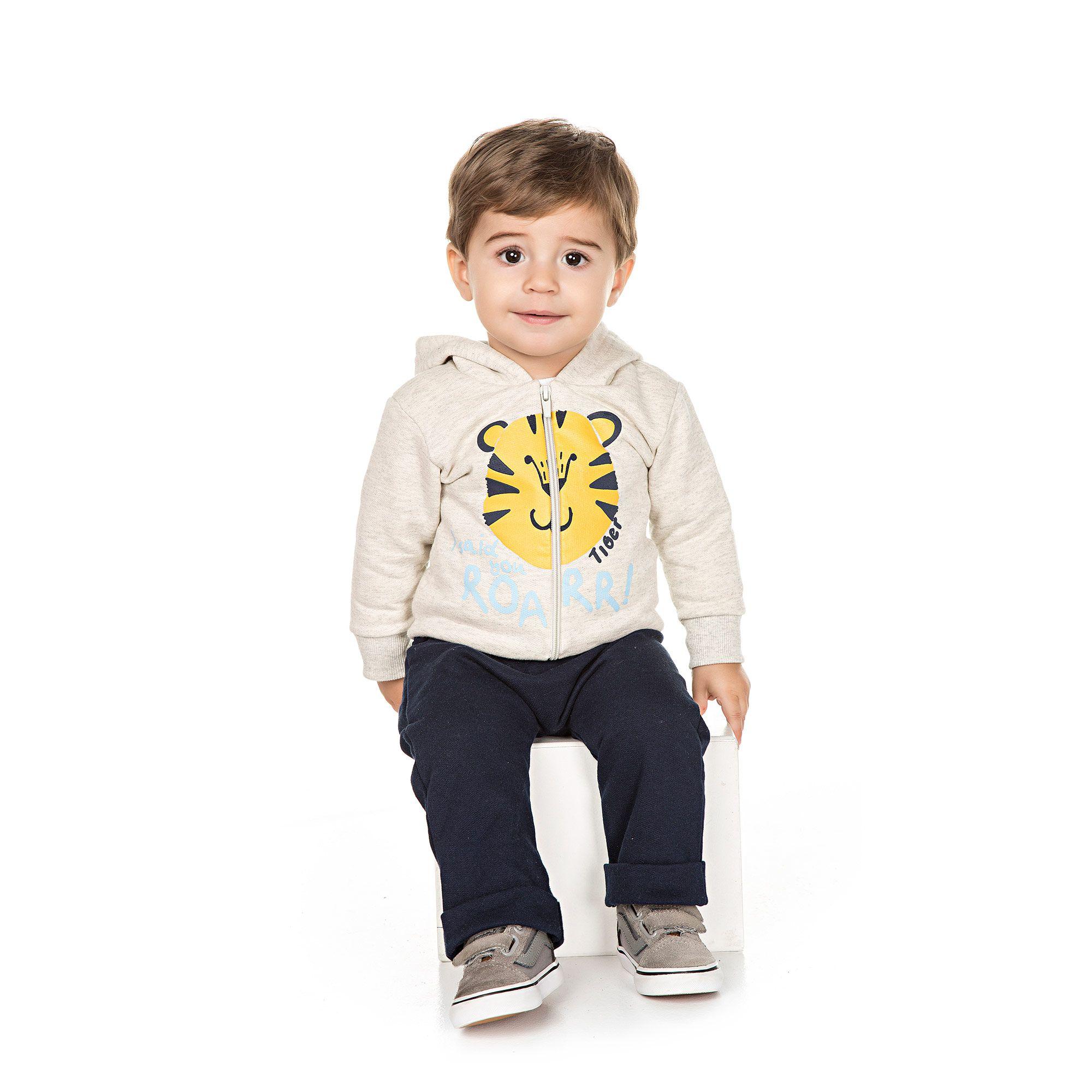 Conjunto Infantil para Bebê 2 peças - Ref 4946 - Mescla