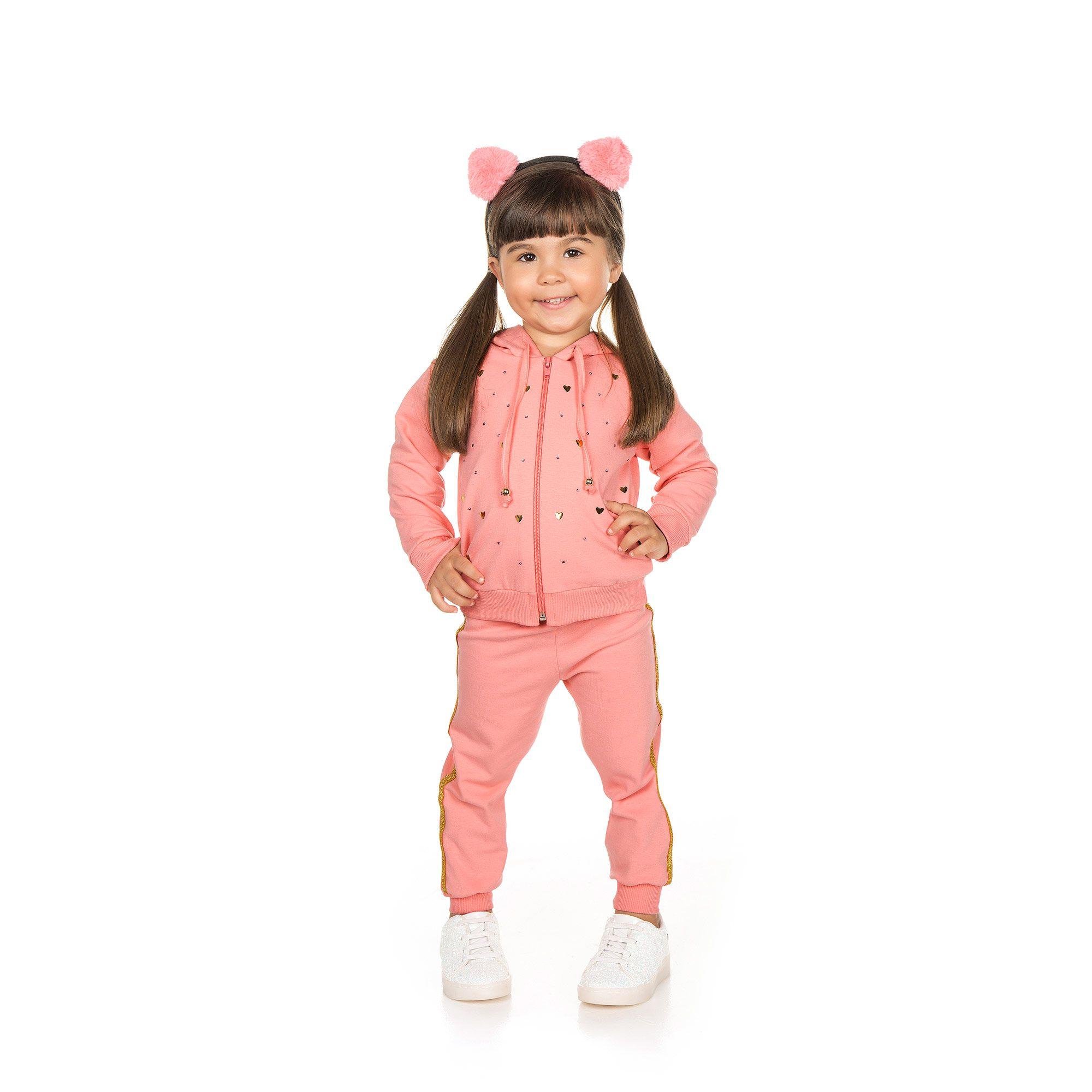 Conjunto Jaqueta Infantil 2 peças - Ref 4960 - Tutti Frutti