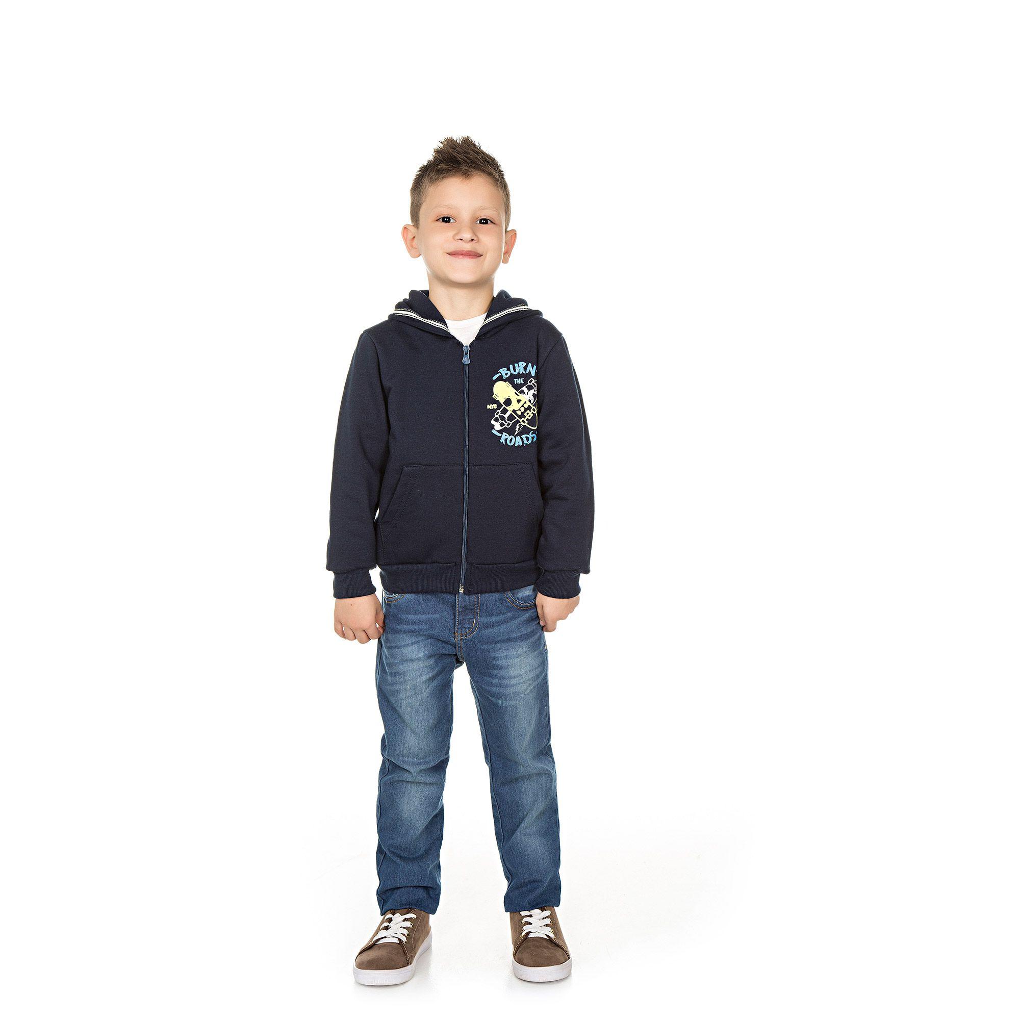 Jaqueta Infantil Masculino  - Ref 5025 - Marinho
