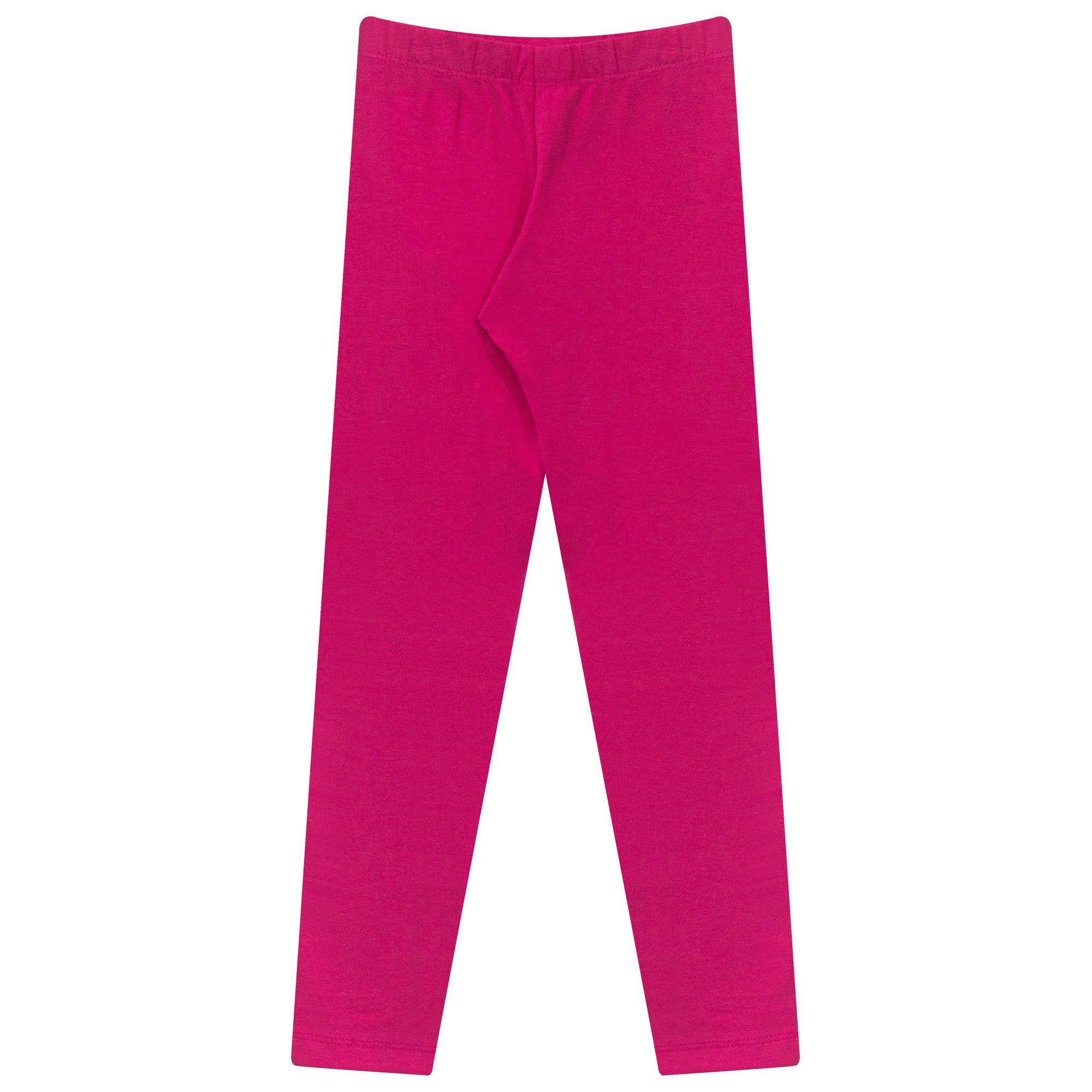Legging Infantil Feminina - Ref 5008 - Pink
