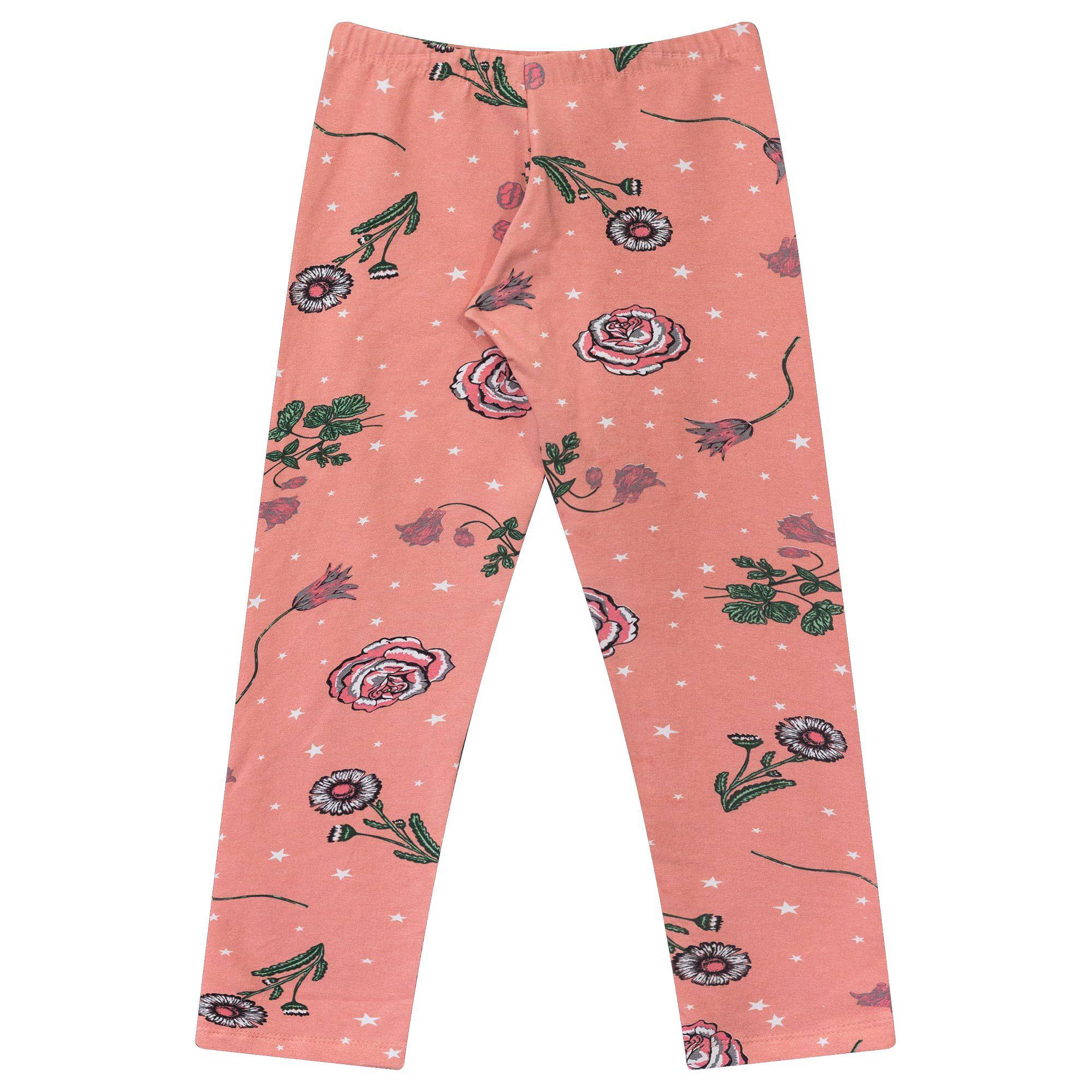 Legging Infantil Feminina - Ref 5010 - E21