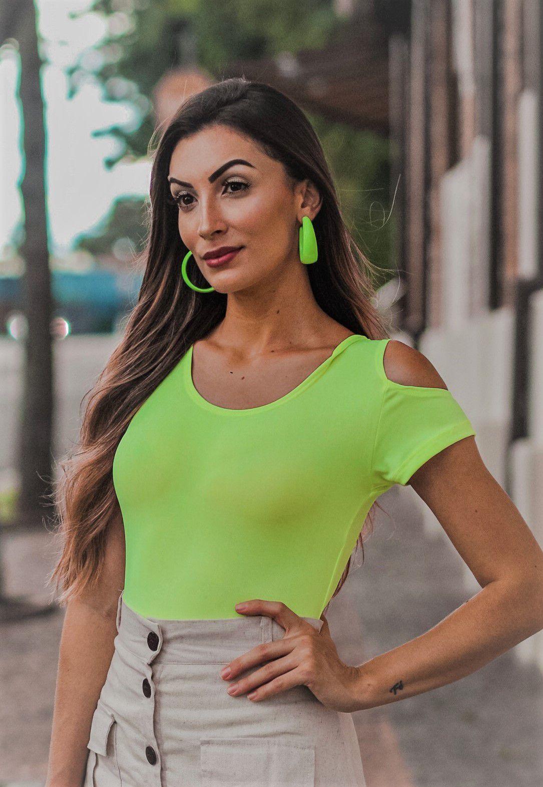 Body Verde Neon