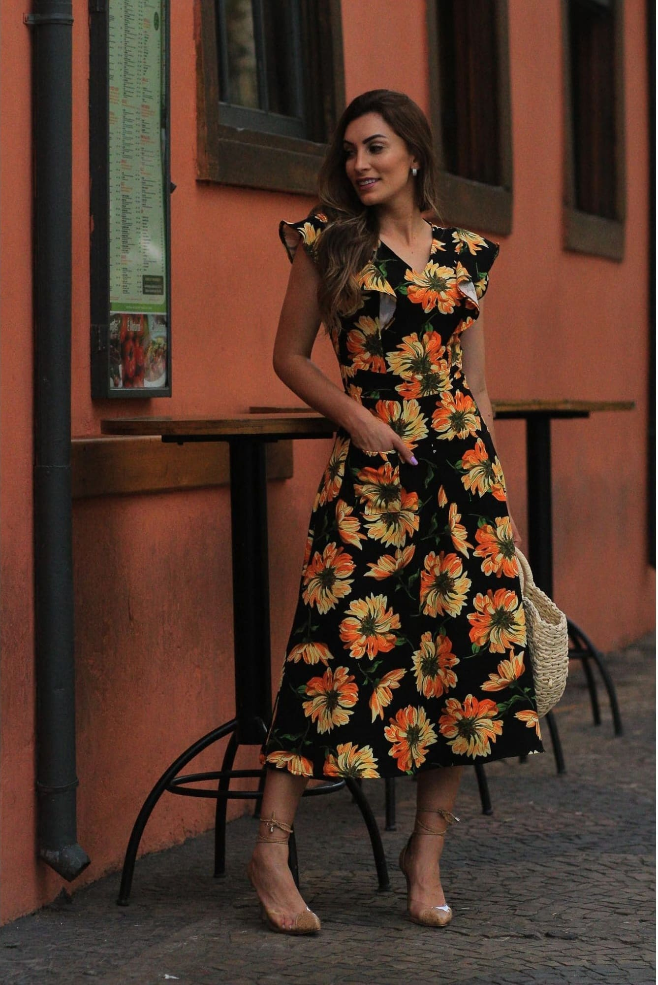 Vestido Dominique