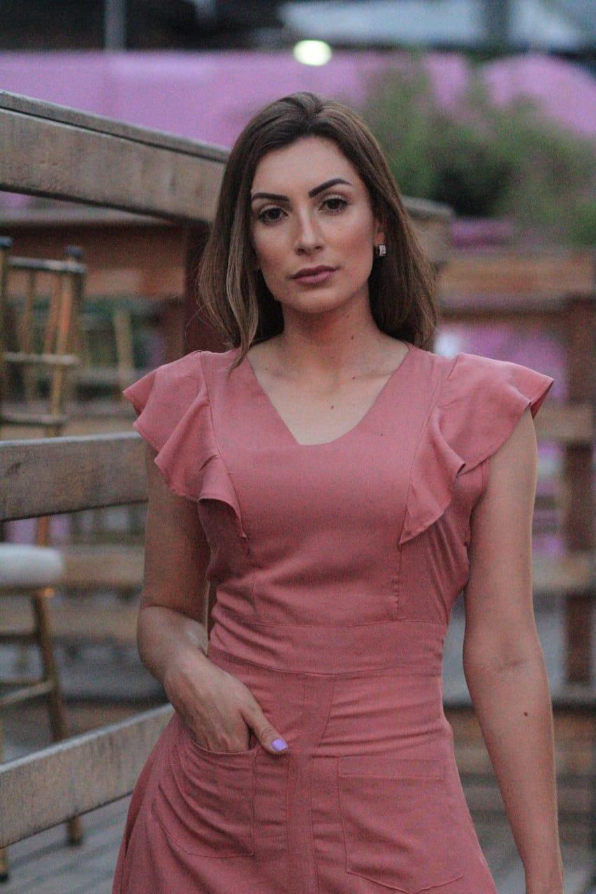 Vestido Jaqueline
