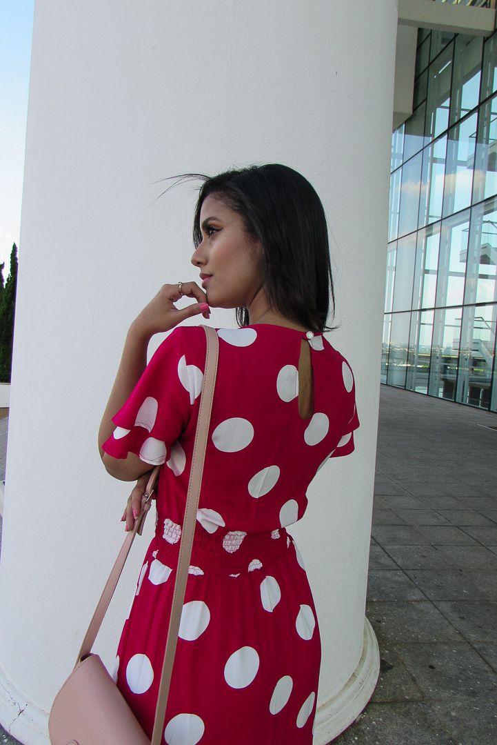 Vestido Geane