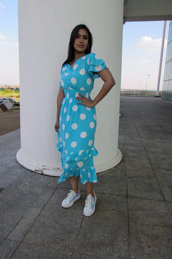 Vestido Cléo