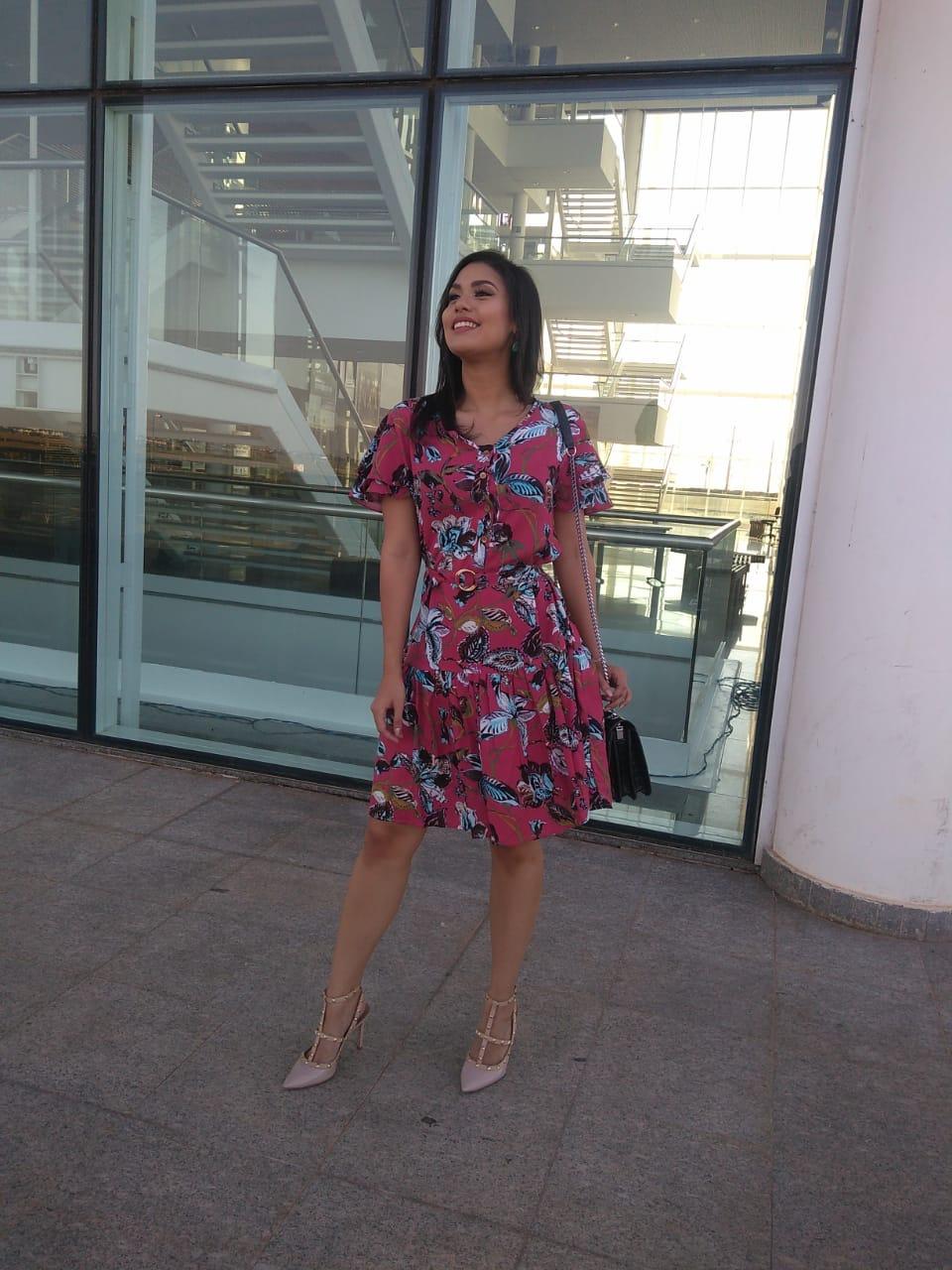 Vestido Lizandra