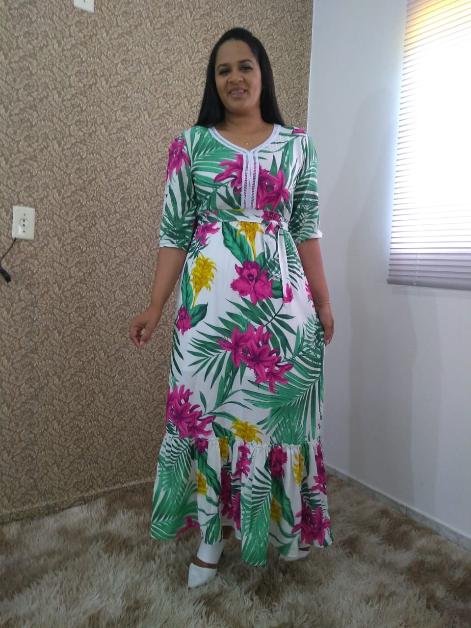 Vestido Loara