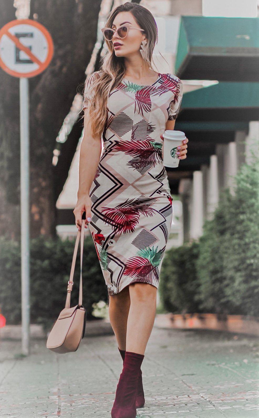 Vestido Manoela