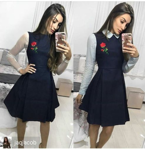 Vestido Rebeka
