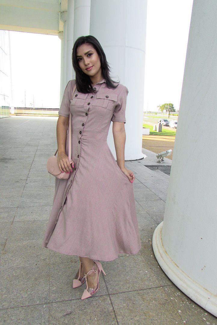 Vestido Tathyanne
