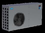 Aquecedor de Piscina - Trocador de calor horizontal TH-40 - 220V. - Bifásico