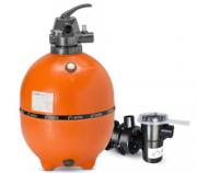 Conjunto Nautilus Piscina até 65m³ F450P C/ Bomba NBF-2 1/2 CV 110/220 V Monofásica