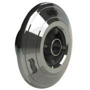 "Dispositivo de Retorno aço inox Premium 2"" Encaixe (60 mm) - Sodramar"
