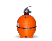 Filtro de piscina Nautilus F650P p/ até 125 mil litros