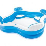 Piscina Familiar Inflável 882L com Assentos - Intex