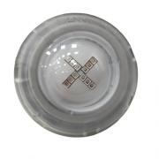 Refletor Led Para Piscina abs Rgb 9w Luxpool