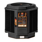 Trocador de calor Nautilus p/ piscina AA-65 Aquahot Black Edition 220V Trif
