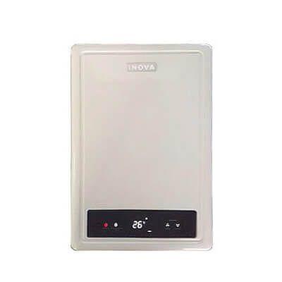 Aquecedor De Água A Gás  Digital Inova In 150D 15 Litros (Gn)