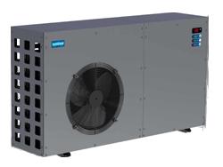 Aquecedor de Piscina - Trocador de calor horizontal TH-25 - 220V - Bifásico