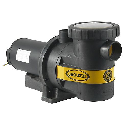 Bomba Jacuzzi 3B-M 3,0 CV - 110/220 V Monofásica