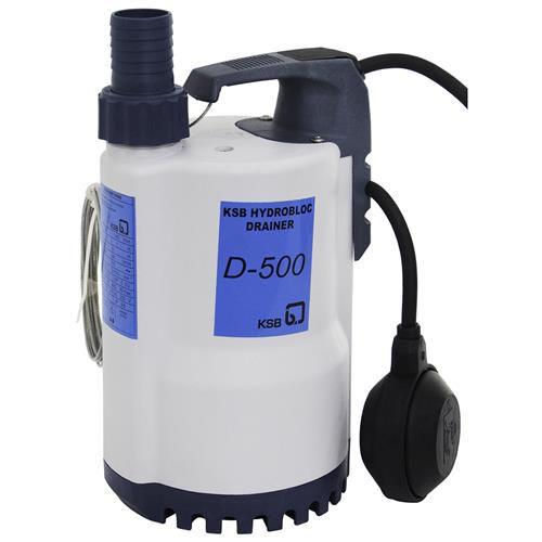 Bomba Submersa KSB D 500 Pot. 0,5CV 220V