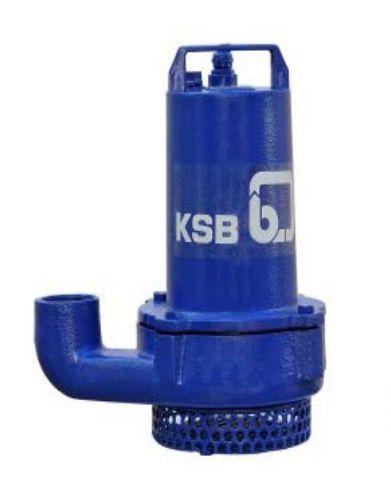 Bomba Submersa Ksb F 1500T Pot. 1,5 Cv Trifásica 220V