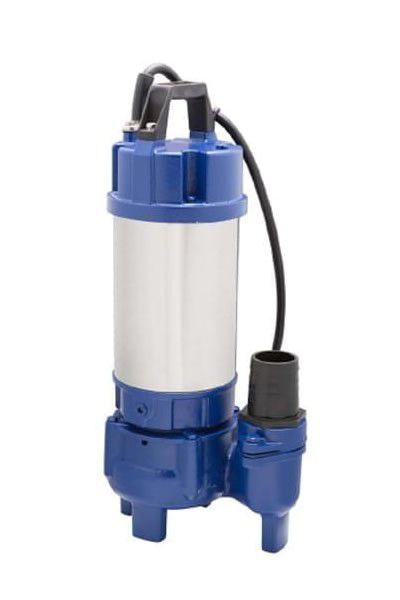Bomba submersa KSB - FI T500 Pot. 0,5 CV Trifásica 220 V