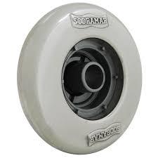 Dispositivo de Retorno ABS / Inox Pratic de 1 1/2? para piscina de alvenaria (50 mm) - Sodramar