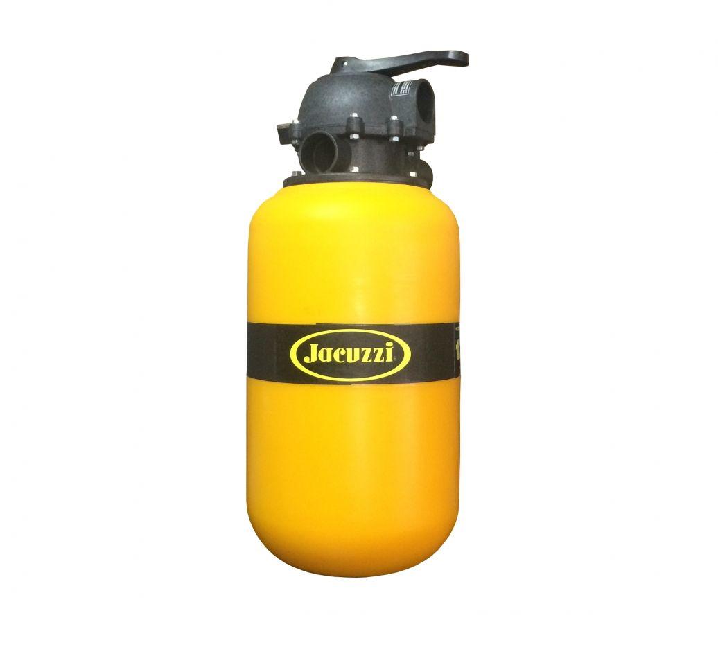 Filtro de piscina Jacuzzi 12TP p/ até 15 mil litros